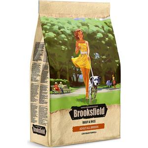 Сухой корм BROOKSFIELD Adult Dog All Breeds Low Grain Beef & Rice низкозерновой с говядиной и рисом для собак всех пород 3кг (5651051)