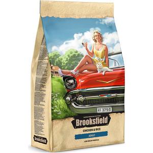Сухой корм BROOKSFIELD Adult Cat Low Grain Chicken & Rice низкозерновой с курицей и рисом для взрослых кошек 2кг (5651121)