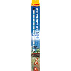 Лампа SERA PRECISION LED Cool Daylight LED X-Change Tube светодиодная 660мм 16W 20V для аквариумов лампа для террариума sera daylight compact 2% 25 вт