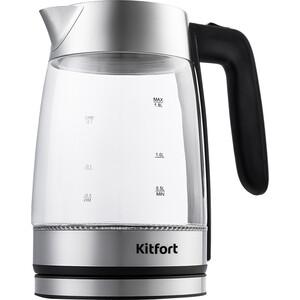 Чайник электрический KITFORT KT-641