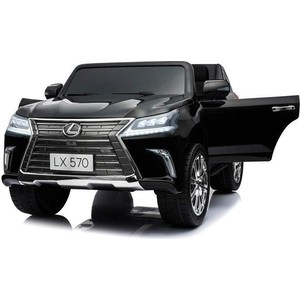 цена на Электромобиль Dake Lexus LX570 4WD MP3 - DK-LX570-BLACK-PAINT