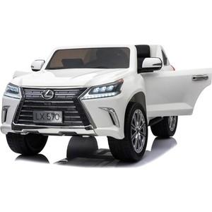 цена на Электромобиль Dake Lexus LX570 4WD MP3 - DK-LX570-WHITE
