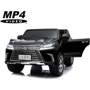 цена на Электромобиль Dake Lexus LX570 4WD MP4 - DK-LX570-BLACK-PAINT-MP4