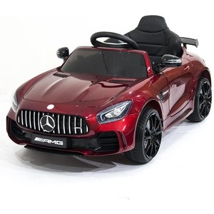 Электромобиль Harleybella Mercedes Benz AMG GT R 2.4G - Red - HL288-RED-PAINT yookie yk617 red