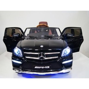 Электромобиль Hollicy Mercedes GL63 AMG Black LUXURY 4WD MP4 2.4G - SX1588-H
