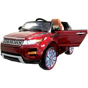 Электромобиль Hollicy Range Rover Luxury Red 12V 2.4G - SX118-S