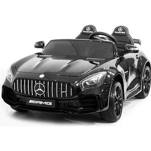 Электромобиль Harleybella Harley Bella Mercedes-Benz GT R 4x4 MP3 - HL289-BLACK-PAINT-4WD
