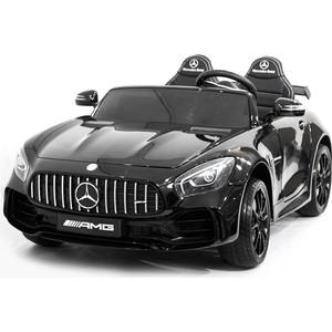 Электромобиль Harleybella Mercedes-Benz GT R 4x4 MP3 - HL289-BLACK-PAINT-4WD