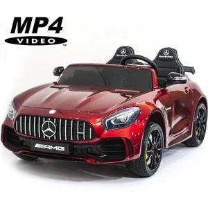 Электромобиль Harleybella Mercedes-Benz GT R 4x4 MP4 - HL289-RED-PAINT-4WD-MP4