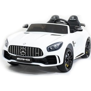 Электромобиль Harleybella Harley Bella Mercedes-Benz GT R 4x4 MP4 - HL289-WHITE-4WD-MP4