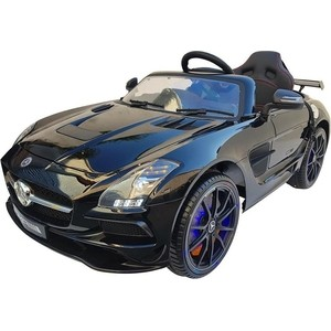 Электромобиль Hollicy Mercedes-Benz SLS AMG Black - SX128-S