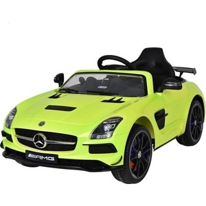 цена на Электромобиль Hollicy Mercedes-Benz SLS AMG Green - SX128-S