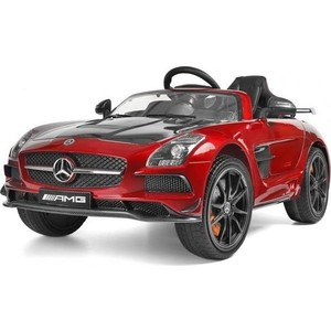 цена на Электромобиль Hollicy Mercedes-Benz SLS AMG Red Carbon Edition - SX128-S