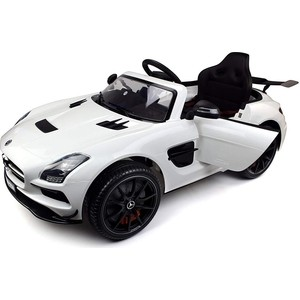 цена на Электромобиль Hollicy Mercedes-Benz SLS AMG White - SX128-S