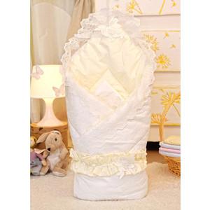 Конверт-одеяло на выписку АРГО PRIMA Ваниль/Шампань Осень-Весна 0152/Ш одеяло на выписку арго снежинка