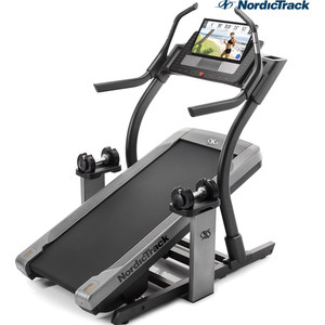 Беговая дорожка NordicTrack Incline Trainer X22i беговая дорожка nordictrack elite 2500 netl24714 usa utah