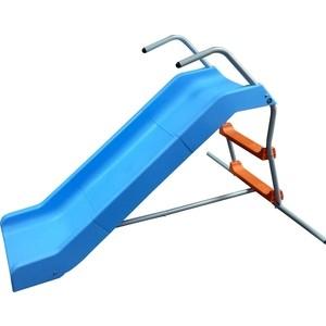 Горка DFC прямая 2 в 1 SlideWhizzer SW-02 купить недорого низкая цена  - купить со скидкой