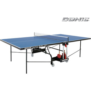 Теннисный стол Donic OUTDOOR Roller 400 синий