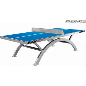 Теннисный стол Donic OUTDOOR Sky синий