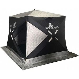 Зимняя палатка Woodland куб Ultra Comfort, трехслойная
