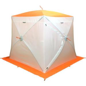 Зимняя палатка Пингвин куб Пингвин Мr. Fisher 200 ST с юбкой двухслойная в чехле