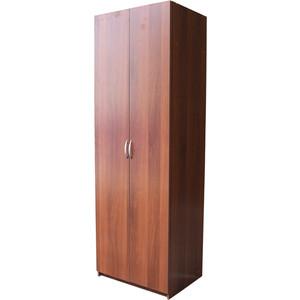 Шкаф для одежды Шарм-Дизайн Уют 60x60 вишня академия цена в Москве и Питере