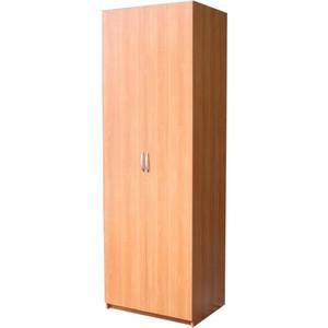Шкаф для одежды Шарм-Дизайн Уют 60x60 вишня Оксфорд цена в Москве и Питере