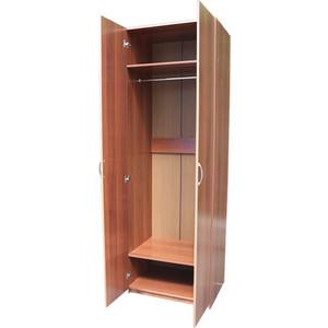 Шкаф для одежды Шарм-Дизайн Уют 70x60 вишня академия