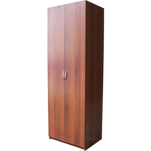 Шкаф для одежды Шарм-Дизайн Комби Уют 90x60 вишня академия