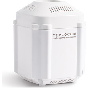 Стабилизатор напряжения Teplocom для котла ST-222/500 (554) стабилизатор напряжения teplocom st 555