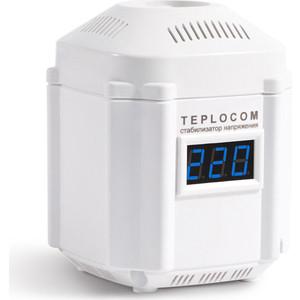 Стабилизатор напряжения Teplocom для котла ST-222/500 - И (557) стабилизатор напряжения teplocom st 555