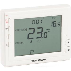 Термостат Teplocom комнатный TS-Prog-2AA/8A (912) стоимость