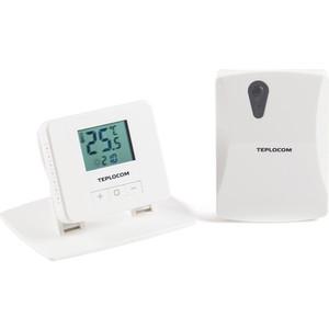 Термостат Teplocom комнатный TS-2AA/3A-RF (914) вентилятор комнатный