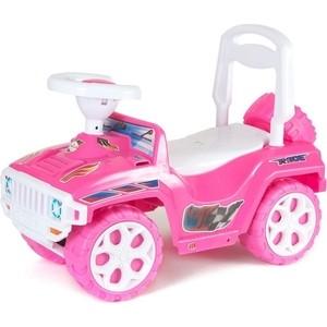 купить Каталка RT ОР419 RACE MINI Formula 1 розовая дешево