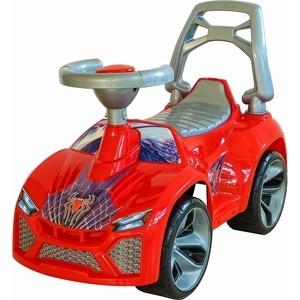 цена на Каталка машинка RT ОР021 Ламбо с клаксоном красный
