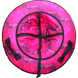 Тюбинг RT Созвездие розовое, диаметр 105 см тюбинг rt ural bear до 120 кг тентовая ткань рисунок 6966