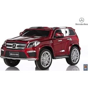 Электромобиль RT ML63 Mercedes-Bens AMG 12V R/C бордо с резиновыми колесами