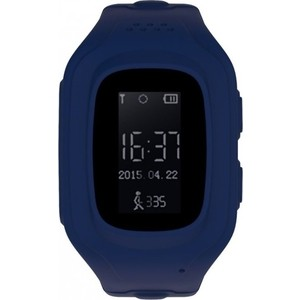 Детские умные часы JET Kid Next dark blue