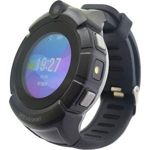 Детские умные часы JET Kid Sport black black rhodium jet 15m