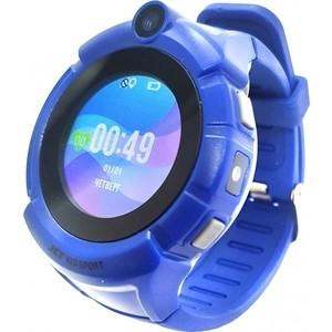 Детские умные часы JET Kid Sport blue