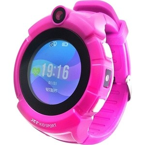 Детские умные часы JET Kid Sport Lilac