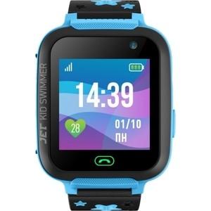 Детские умные часы JET Kid Swimmer blue