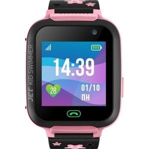Детские умные часы JET Kid Swimmer pink