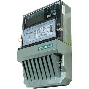 Счетчик электрической энергии Инкотекс Меркурий 230 ART-02 CN 3ф 10-100А 1.0/2.0 класс точности многотарифный CAN ЖКИ Моск. вр. (32542)