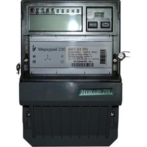 Счетчик электрической энергии Инкотекс Меркурий 230 ART-01 RN 3ф 5-60А 1.0/2 класс точности многотарифный RS485 ЖКИ Моск. вр. (32536)