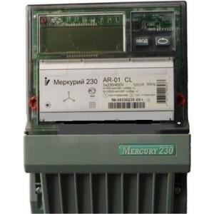 Счетчик электрической энергии Инкотекс Меркурий 230 AR-01 CL 3ф 5-60А 1.0/2.0 класс точности 1 тарифный CAN PLCI ЖКИ (32440) тарифный план