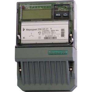 Счетчик электрической энергии Инкотекс Меркурий 230 AR-01 R 3ф 5-60А 1.0/2.0 класс точности 1 тарифный RS485 ЖКИ (32437) тарифный план