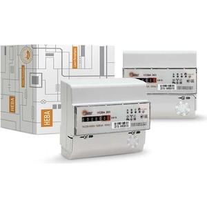 Счетчик электрической энергии ТАЙПИТ НЕВА 303 0.5Т0 3ф 5-10А 3х230/400В 0.5s класс точности 1 тарифный механический экран DIN - рейка (6110446) тарифный план