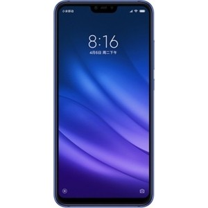 цена на Смартфон Xiaomi Mi 8 Lite 4/64GB Blue