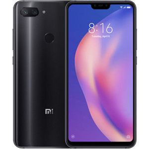 цена Смартфон Xiaomi Mi 8 Lite 4/64GB Black онлайн в 2017 году